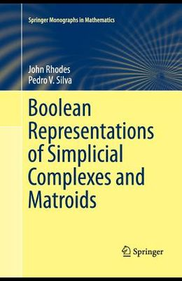 Boolean Representations of Simplicial Complexes and Matroids