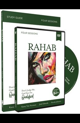 Rahab with DVD: Don't Judge Me; God Says I'm Qualified