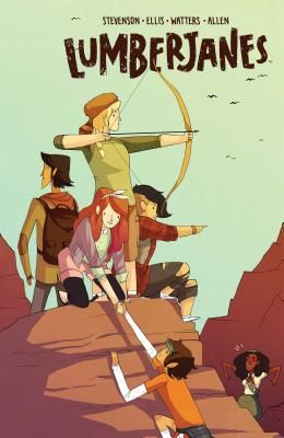 Lumberjanes Vol. 2, Volume 2: Friendship to the Max
