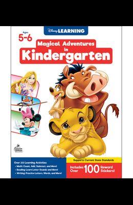 Disney/Pixar Magical Adventures in Kindergarten