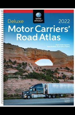 2022 Deluxe Motor Carriers' Road Atlas