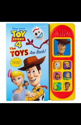 Disney-Pixar Toy Story 4: The Toys Are Back!