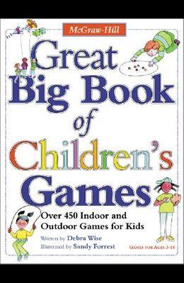 Great Big Book of Children's Games