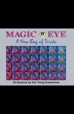 Magic Eye: A New Bag of Tricks, Volume 5