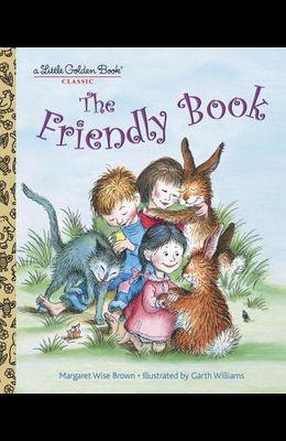 The Friendly Book (Little Golden Book)