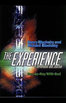 The Experience: Day by Day with God: A Devotional and Journal