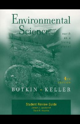 Environmental Science, Student Companion CD-ROM: Earth as a Living Planet