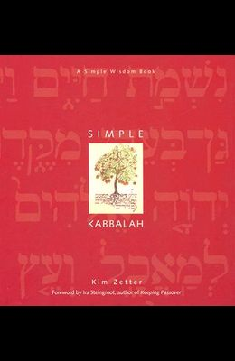 Simple Kabbalah (Simple Wisdom (Book Sales))