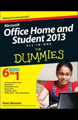 Office Home & Student 2013 All-In-One for Dummies