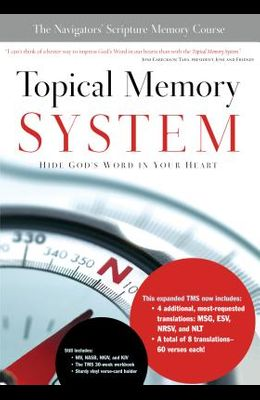 Topical Memory System: Hide God's Word in Your Heart