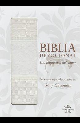 Biblia Devocional Lenguajes del Amor-Rvr 1960