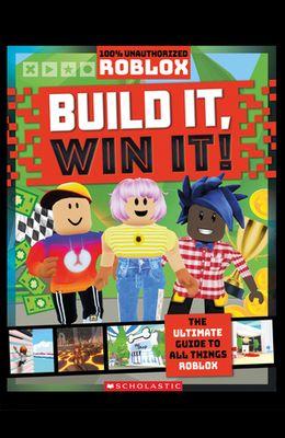 Roblox: Build It, Win It!