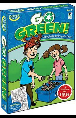Go Green Fun Kit
