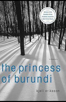 The Princess of Burundi: A Mystery