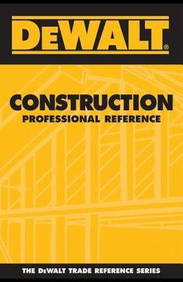 Dewalt Construction Professional Reference