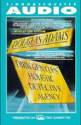 Dirk Gently's Holistic Detective Agency Cassette