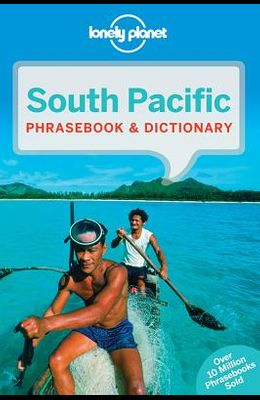 Lonely Planet South Pacific Phrasebook & Dictionary