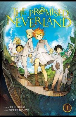 The Promised Neverland, Vol. 1, Volume 1