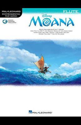 Moana: Flute