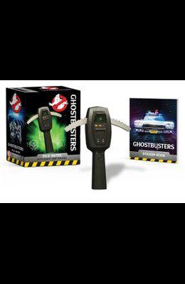 Ghostbusters: P.K.E. Meter [With Mini Full-Collor Sicker Book]