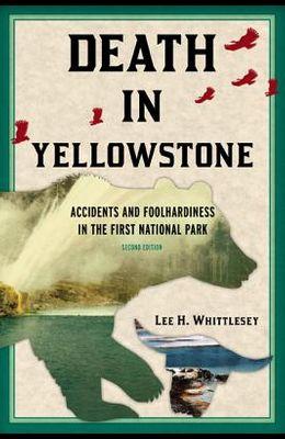 Death in Yellowstone REV Ed PB