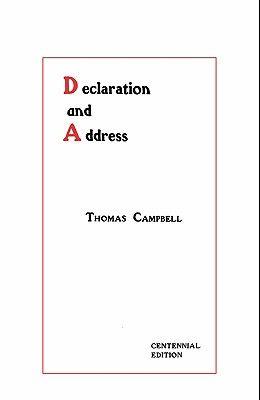 Declaration and Address - Centennial Edition