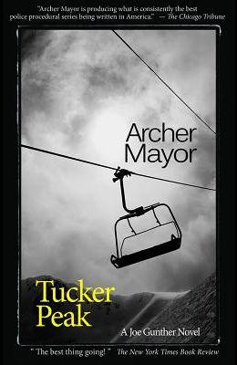 Tucker Peak: A Joe Gunther Novel