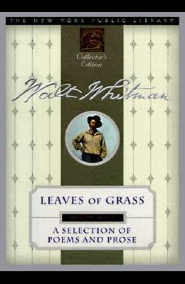 Leaves of Grass: New York Public Library Collector's Edition (New York Public Library Collector's Editions)