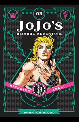 Jojo's Bizarre Adventure: Part 1--Phantom Blood, Vol. 3, Volume 3