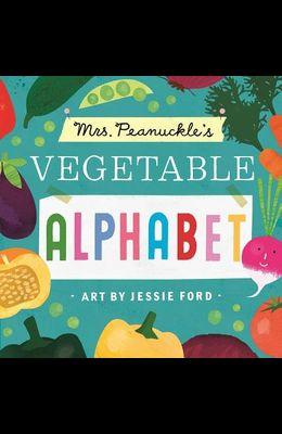 Mrs. Peanuckle's Vegetable Alphabet