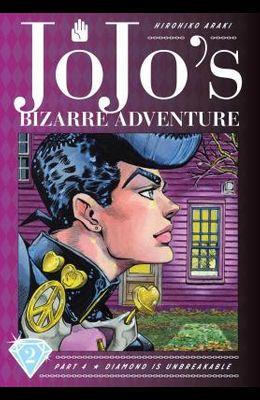 Jojo's Bizarre Adventure: Part 4--Diamond Is Unbreakable, Vol. 2, Volume 2