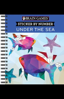 Sticker by Number: Under the Sea
