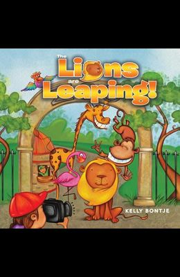 The Lions are leaping!