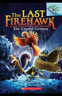 The Crystal Caverns: A Branches Book (the Last Firehawk #2), 2