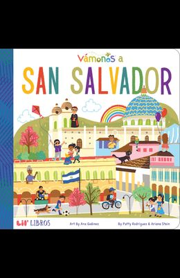 Vámonos: San Salvador