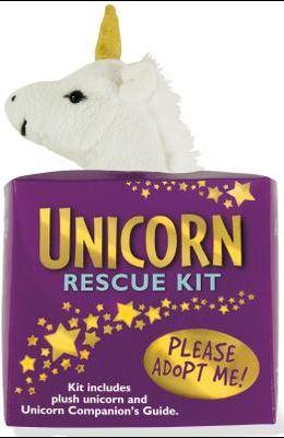 Unicorn Rescue Kit [With Unicorn Plush]