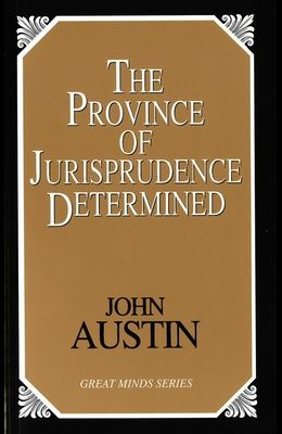 The Province of Jurisprudence Determined
