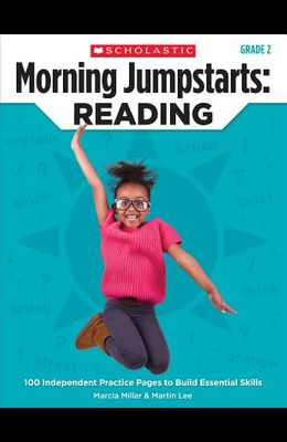 Morning Jumpstarts: Reading: Grade 2: 100 Independent Practice Pages to Build Essential Skills