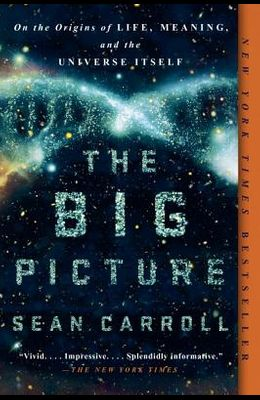 The Big Picture: On the Origins of Life, Meaning, and the Universe Itself