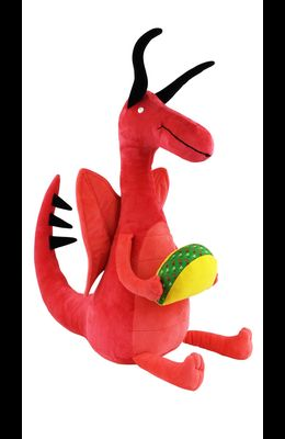 Dragons Love Tacos Giant Doll
