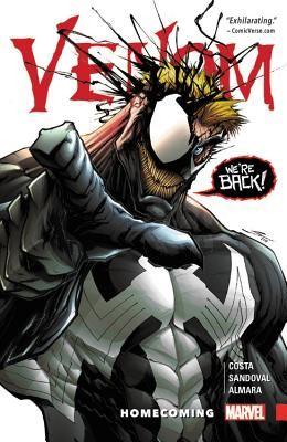 Venom, Volume 1: Homecoming