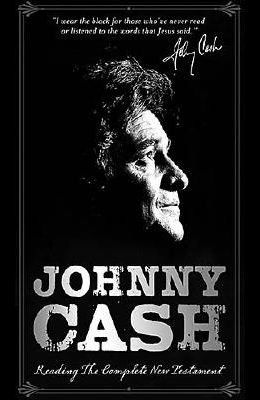 Johnny Cash Reading the Complete New Testament: Collector's Edition
