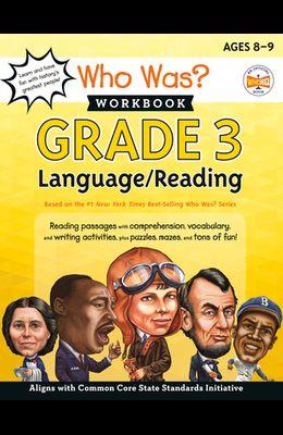 Who Was? Workbook: Grade 3 Language/Reading