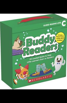 Buddy Readers: Level C (Parent Pack): 20 Leveled Books for Little Learners