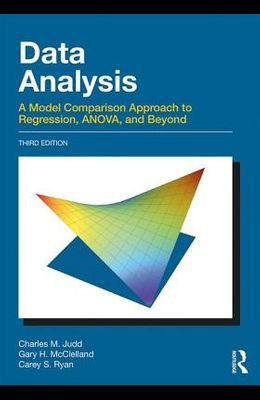 Data Analysis: A Model Comparison Approach To Regression, ANOVA, and Beyond, Third Edition