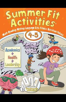 Summer Fit Activities, Fourth - Fifth Grade