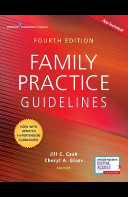 Family Practice Guidelines, Fourth Edition (Book + Free App)