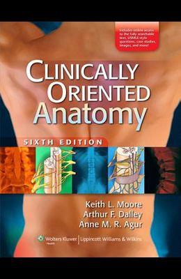 Clinically Oriented Anatomy 6e + Grant's Atlas 12e + Grant's Dissector 14e Pkg