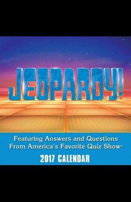 Jeopardy! Day-To-Day Calendar