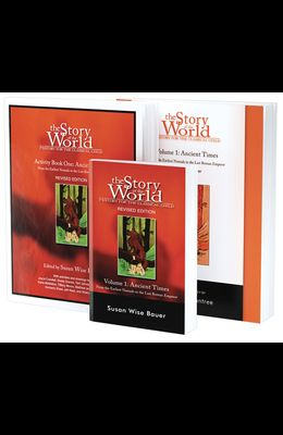 Story of the World, Vol. 1 Bundle: History for the Classical Child: Ancient Times; Text, Activity Book, and Test & Answer Key